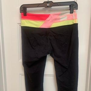 Lulu cropped pants - reversible